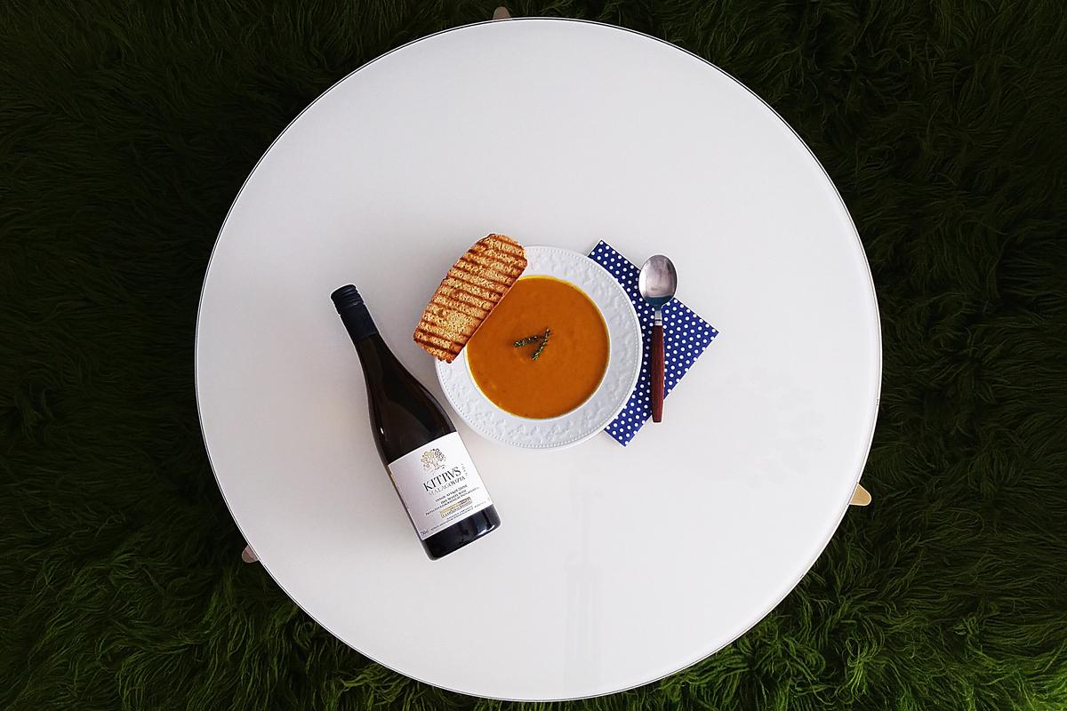 Η τέλεια καροτόσουπα