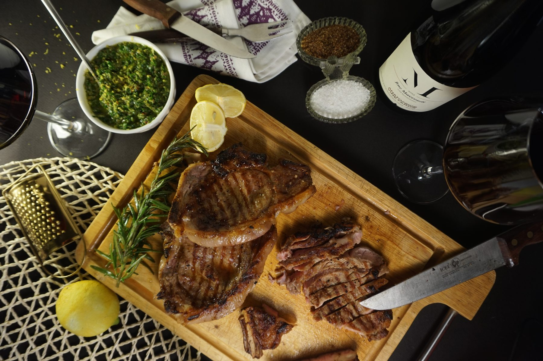 Steak & Fine Mavroudi