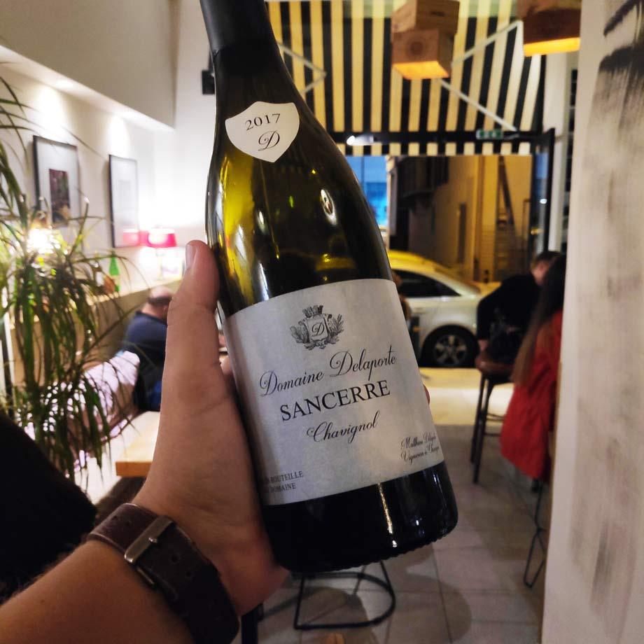 Chavignol Blanc 2017