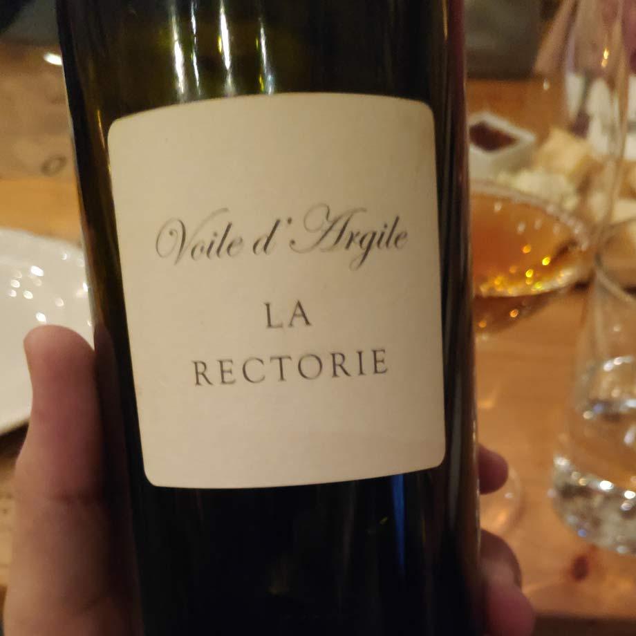 Voile d'Argile από το Domaine La Rectorie