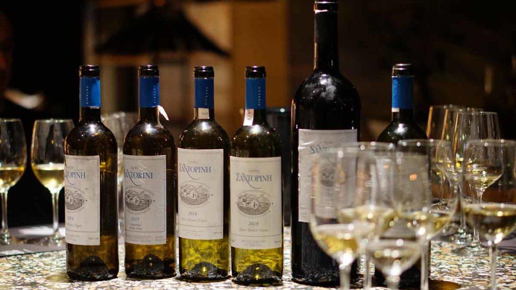 Τα κρασιά της δοκιμής